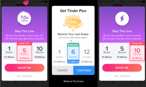 Get Tinder Plus Free - Works for iPhone and Android Users - Tinder