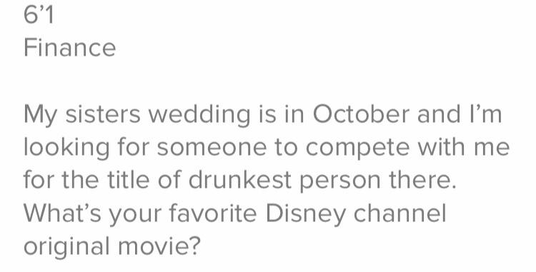 Good Wedding Idea for guys