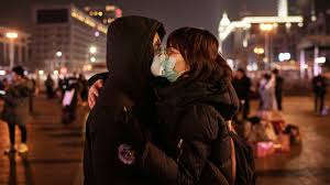 Dating under the Coronavirus Pandemic