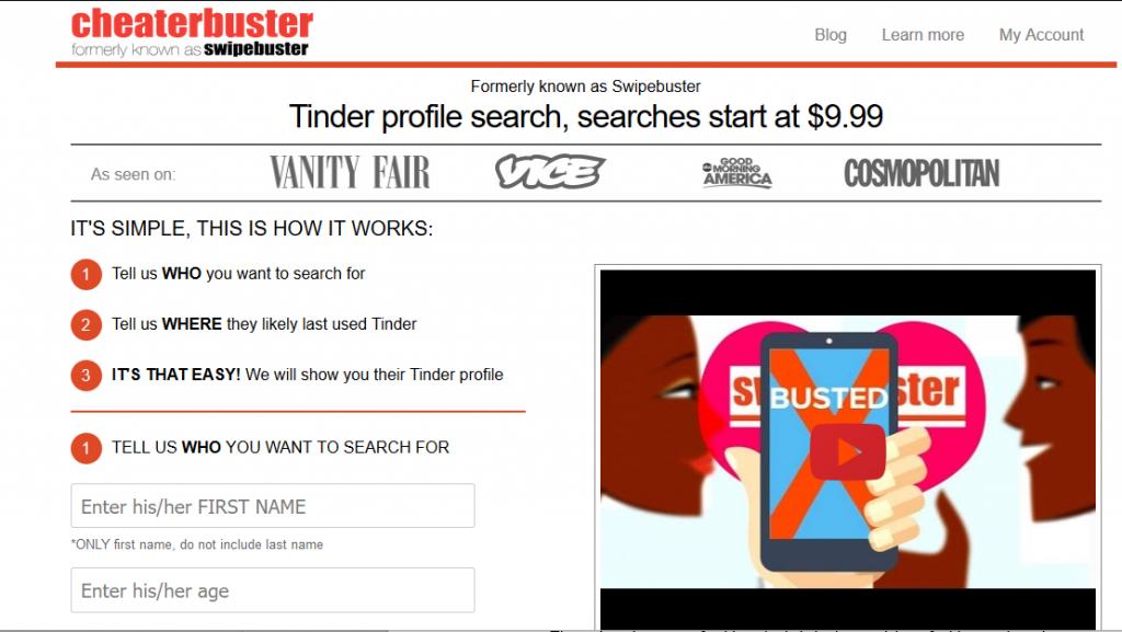 Using Cheaterbuster