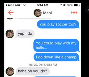 red flags to avoid when playing Tinder as a married person