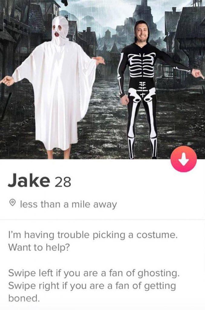 Funny Tinder Bio